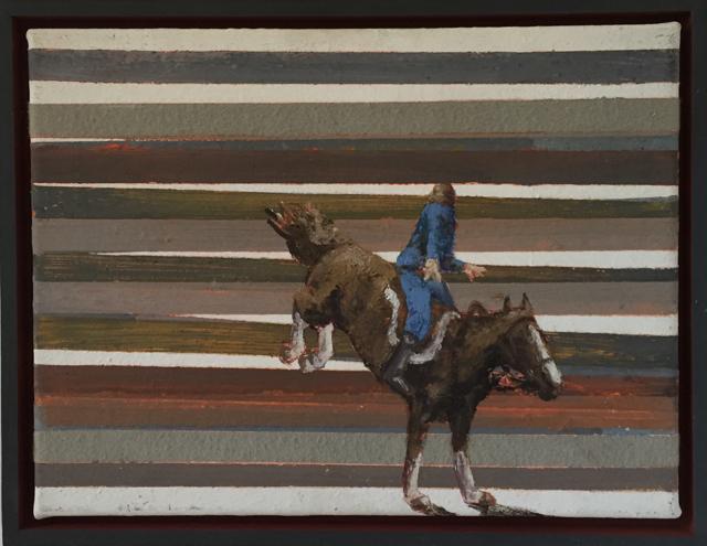 Streethorsing, III, 2007 30x40 cm